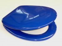 WC Sitz Saniscan 99 blau