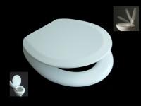 Gepolsterter Soft-WC-Sitz Premium mit Absenkautomatik in verschiedenen Farben