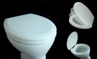 Absenkautomatik WC Sitz Luxus