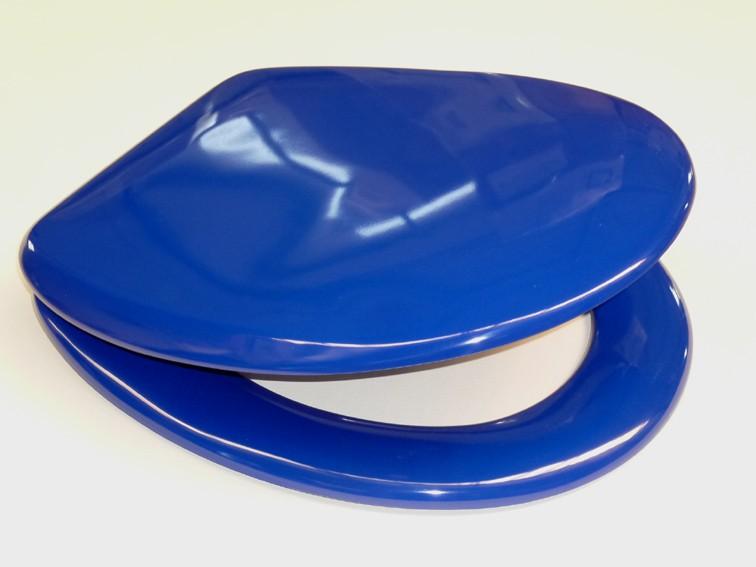 Hervorragend WC Sitz Saniscan 99 blau XH25