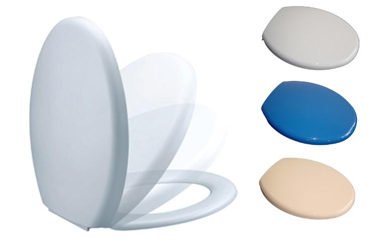 absenkautomatik wc sitz nizza in verschiedenen farben 846002. Black Bedroom Furniture Sets. Home Design Ideas